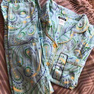 Joe Boxer Flannel Pajamas size L NWWOT $9